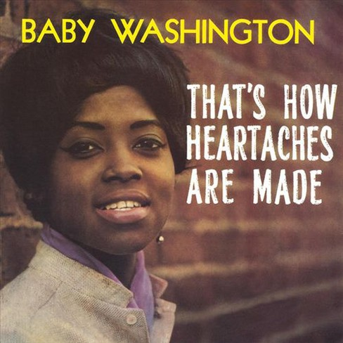 Baby washington - That's how heartaches are made (Vinyl) - image 1 of 1
