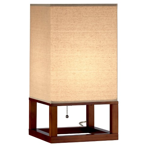 Adesso Crowley Table Lantern - Brown - image 1 of 1