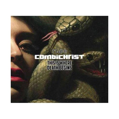 Combichrist - This Is Where Death Begins (CD) - image 1 of 1