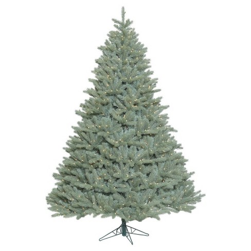 7.5ft Pre-Lit LED Artificial Christmas Tree Full Ultima - Clear Lights - image 1 of 2