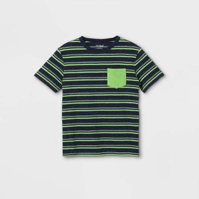 Boys' Short Sleeve Pocket T-Shirt - Cat & Jack™