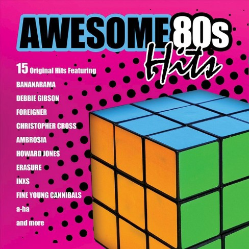 Various - Awesome 80's hits:15 original hits of (CD) - image 1 of 1