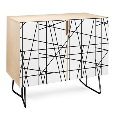 Gabriela Fuente Architecture Credenza - Deny Designs