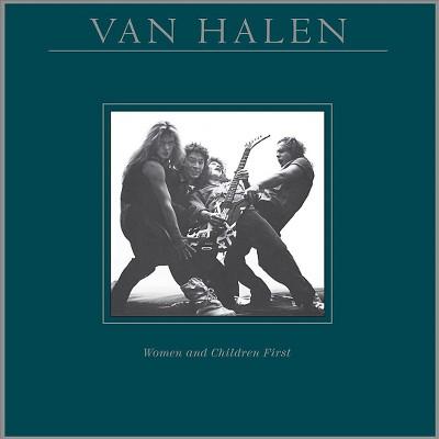 Van Halen - Women and Children First (CD)