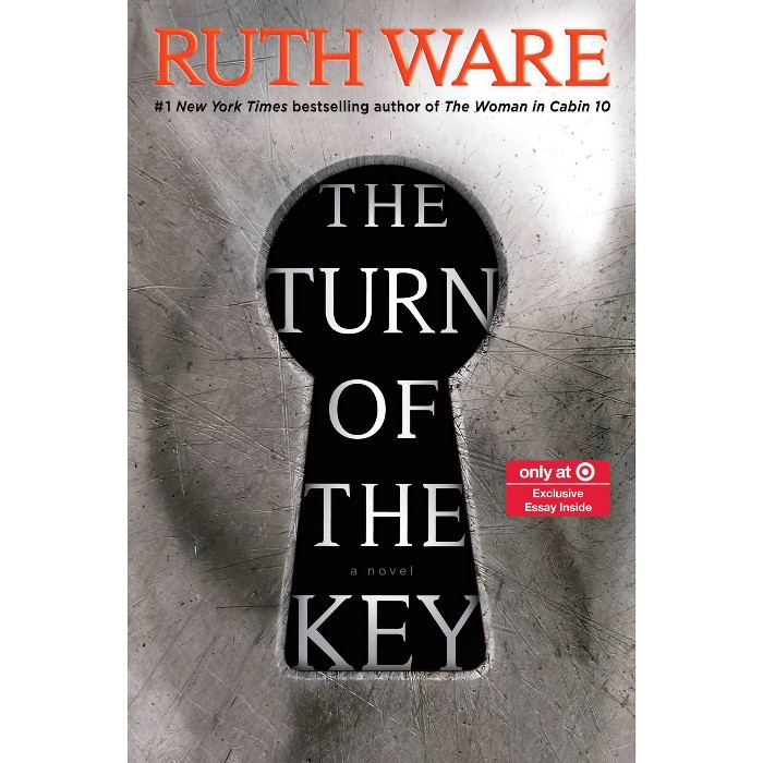 Turn of the Key - Target Exclusive Edition by Ruth Ware (Hardcover) - image 1 of 1