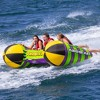 Airhead Thrust Inflatable Boat Towable Water Sport Deck Inner Tube, 3 Riders - image 4 of 4