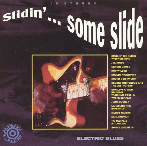 Various - Slidin'...Some slide (CD) - image 1 of 1