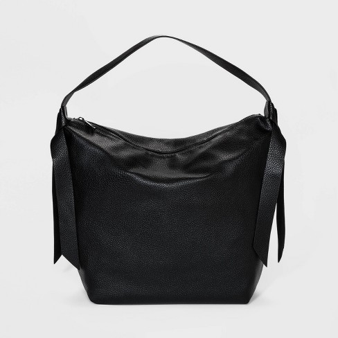 Soft Hobo Handbag - A New Day™ - image 1 of 4