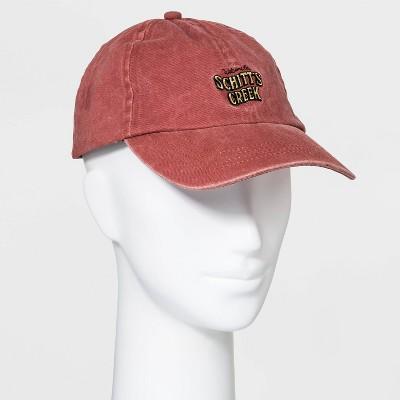 Adult Schitt's Creek Baseball Hat - Orange