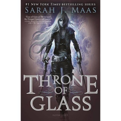 Throne of Glass ( Throne of Glass) (Hardcover) by Sarah J. Maas