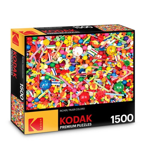 Candy Collection 1500 Piece Puzzle - image 1 of 2