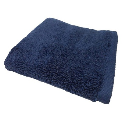 Solid Washcloth Balanced Blue - Project 62™ + Nate Berkus™