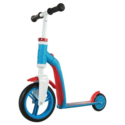 Schylling Scoot & Ride Highway Ride-On, Blue/Red - image 1 of 2