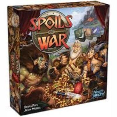 Spoils of War Board Game