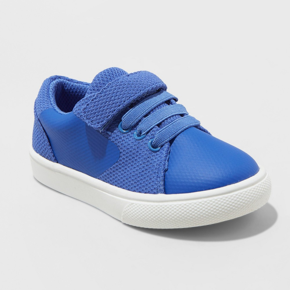 Toddler Boys' Chandler Sneakers - Cat & Jack Blue 9