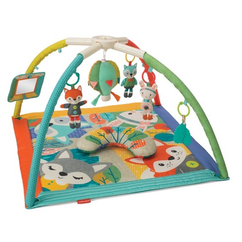 Infantino Go Gaga! 4-In-1 Twist & Fold Activity Gym & Play Mat - image 1 of 4