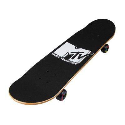 "Kryptonics 31"" Miami MTV Skateboard - Red"