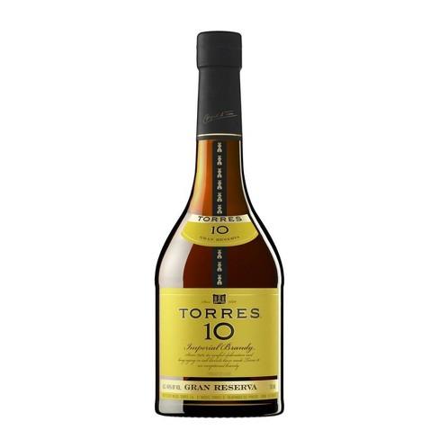Torres 10 Gran Reserva Imperial Brandy - 750ml Bottle - image 1 of 1