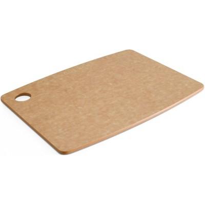 Epicurean Kitchen Series Natural Wood Cutting Board, 12 x 9