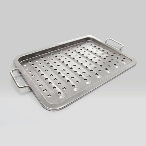Broil King Grilling Topper Stainless Steel - image 1 of 3