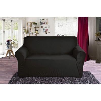 Elegant Comfort Luxury Soft Jersey Stretch Furniture Slipcover.