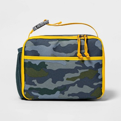Kids' Lunch Tote Camo - Cat & Jack™