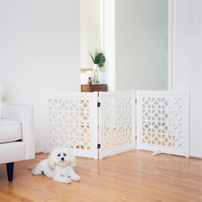 Primetime Petz Palm Springs Designer Dog Gate - 27""