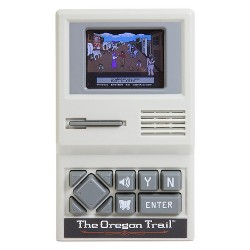 Handheld Oregon Trail Game