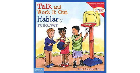 Talk and Work It Out / Hablar y resolver (Bilingual) (Paperback) (Cheri J. Meiners) - image 1 of 1