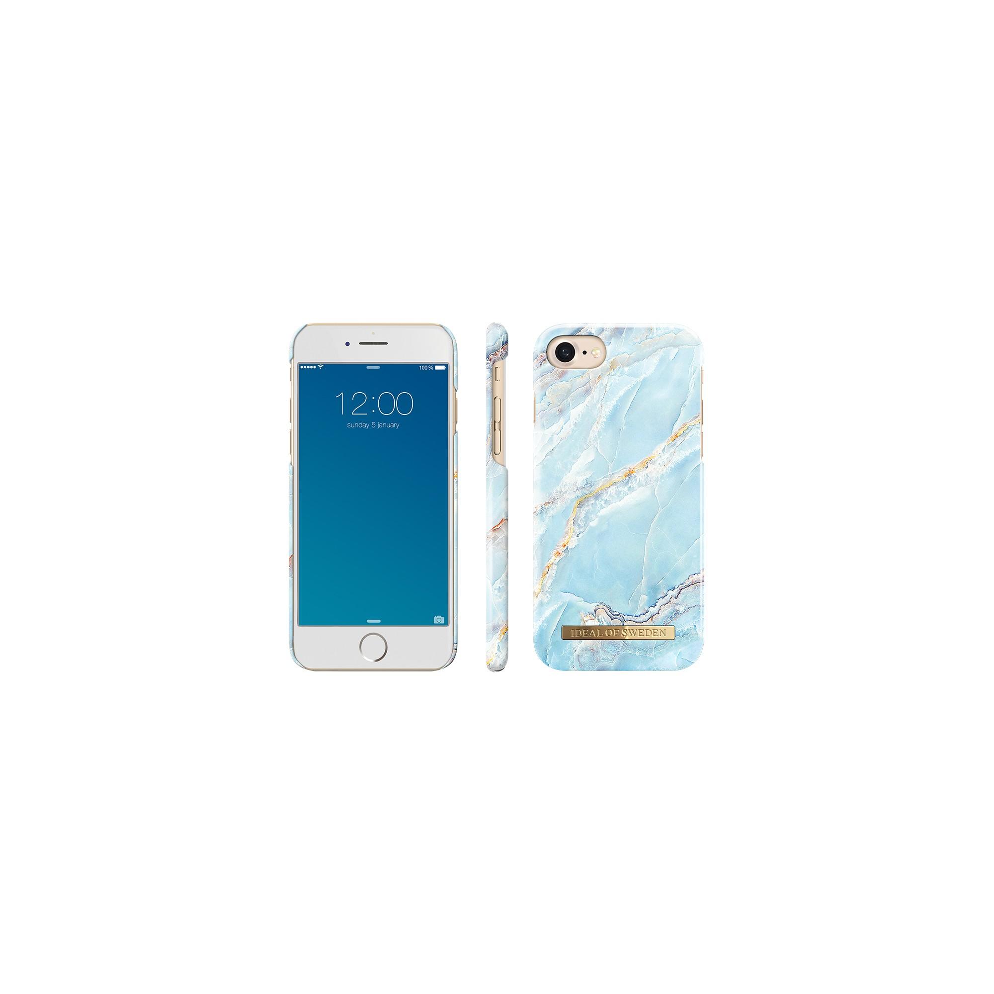 iDeal of Sweden iPhone 8 Plus/7 Plus/6s Plus/6 Plus Case - Island Paradise Marble