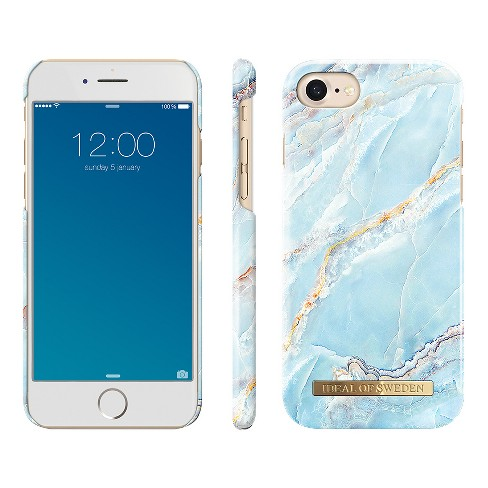 cheap for discount 56335 ad9a3 iDeal of Sweden iPhone 8 Plus/7 Plus/6s Plus/6 Plus Case - Island Paradise  Marble