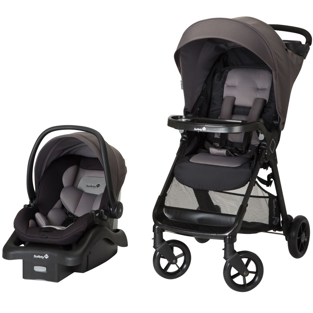 Image of Safety 1st Smooth Ride Travel System - Monument 2