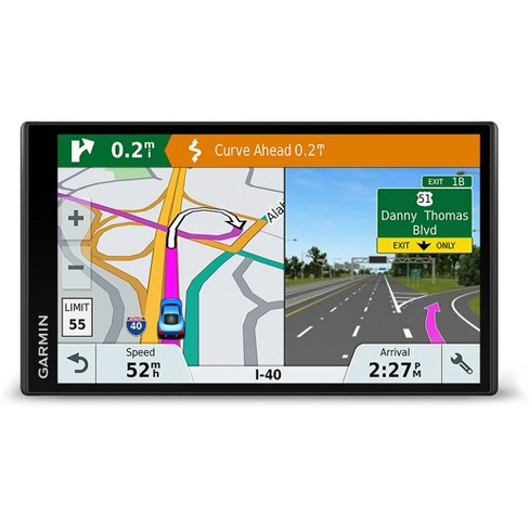 Garmin Drive Smart 61 LMT-S North America Navigation System with Traffic and Parking - Black - image 1 of 2