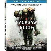 Deals on Hacksaw Ridge Blu-ray + DVD + Digital