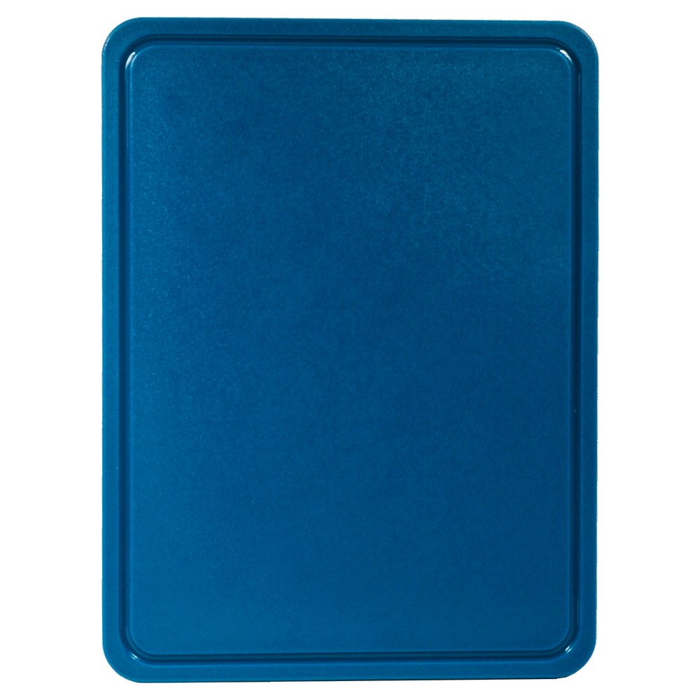 Medium Cutting Board with Tpr Foot Sapphire - Room Essentials, Sudden Sapphire