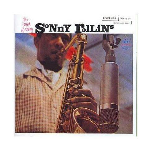 Rollins - Sound of Sonny (2007 Bonus Track) (CD) - image 1 of 1