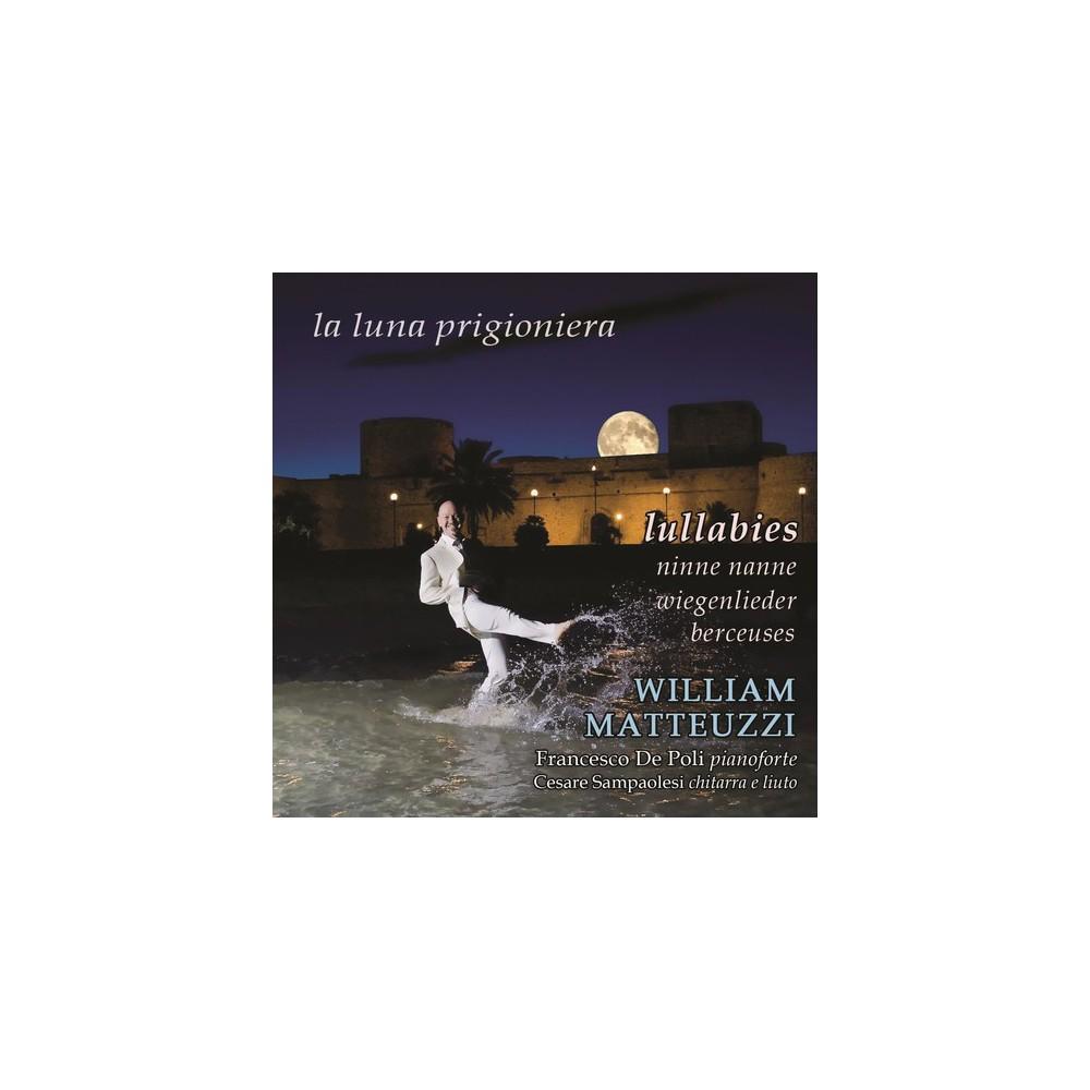 Cesare Sampaolesi - Lullabies (CD)