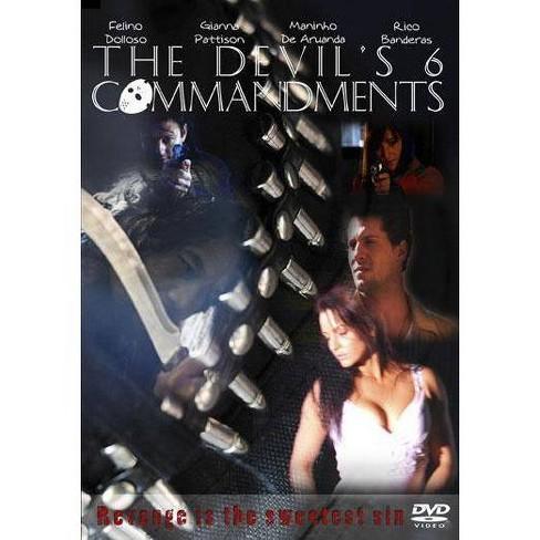 The Devil's 6 Commandments (DVD) - image 1 of 1