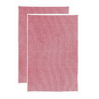 2pk Terry Honeycomb Kitchen Towels - MU Kitchen