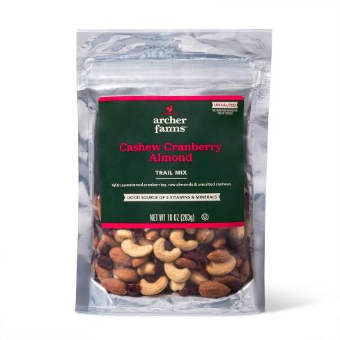 Cashew, Cranberry & Almond Blend Trail Mix - 10oz - Archer Farms™ - image 1 of 3