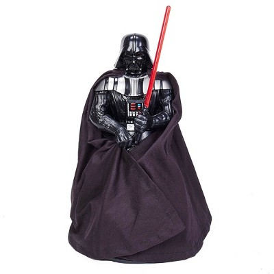 Kurt Adler 12-Inch Battery-Operated Star Wars Darth Vader LED Treetop with Timer