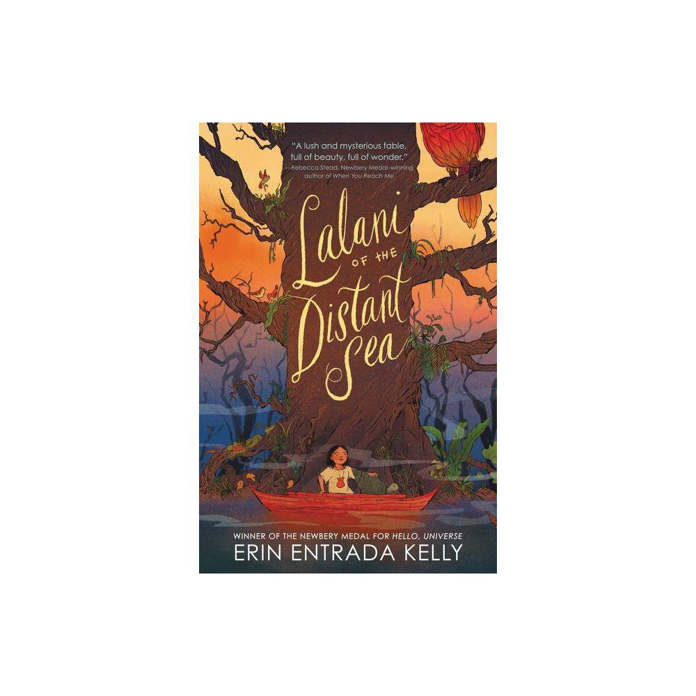 Lalani Of The Distant Sea By Erin Entrada Kelly Hardcover