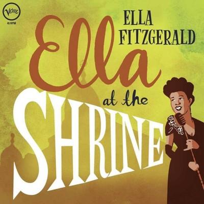Ella Fitzgerald - Ella At The Shrine (LP) (Vinyl)