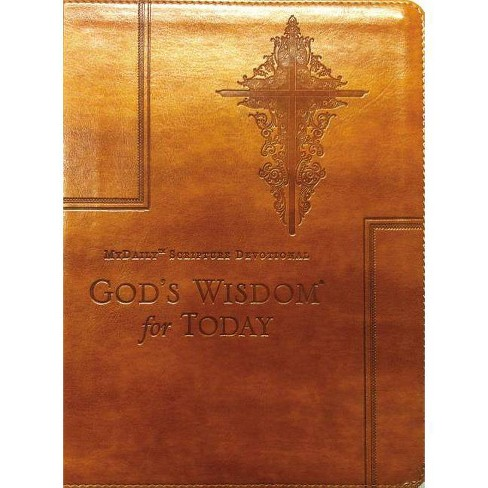 God's Wisdom for Today - (Mydaily) by  Johnny Hunt (Hardcover) - image 1 of 1