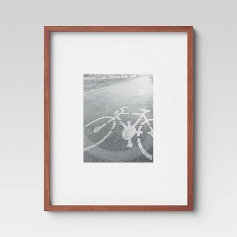 Mid Tone Single Image Picture Frame Brown - Project 62™ - image 1 of 3
