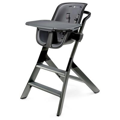 4moms High Chair - Black/Gray