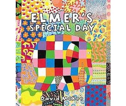 Elmer's Special Day (School And Library) (David McKee) - image 1 of 1