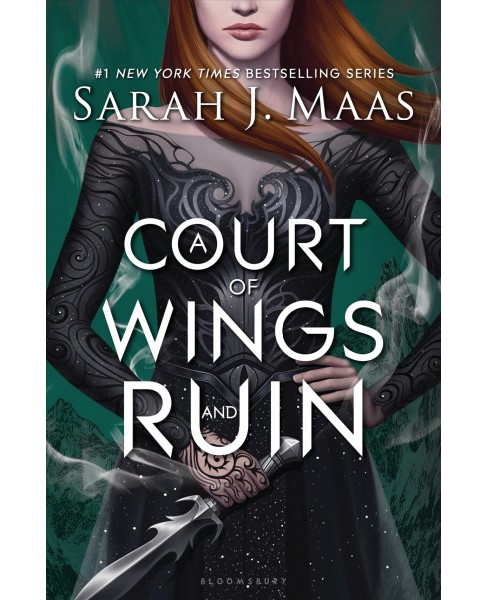 A Court of Wings and Ruin (Hardcover) by Sarah J. Maas - image 1 of 1