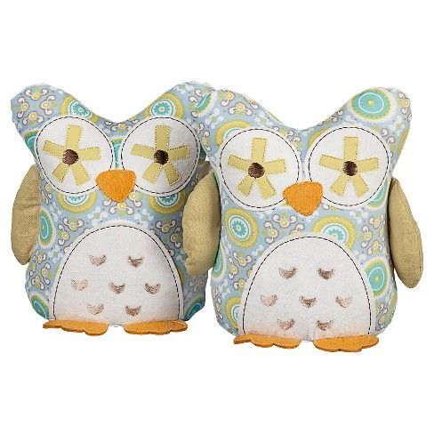 Lolli Living Gio Owl Bookend Friends - image 1 of 2