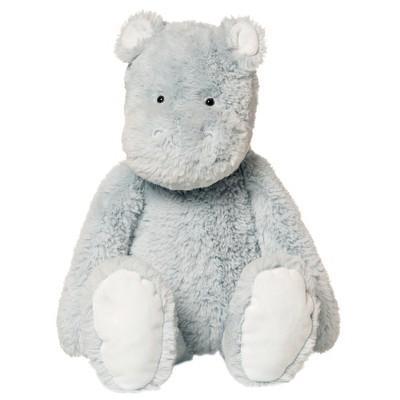 "Manhattan Toy Charming Charro Hippo Stuffed Animal, 11.5"""